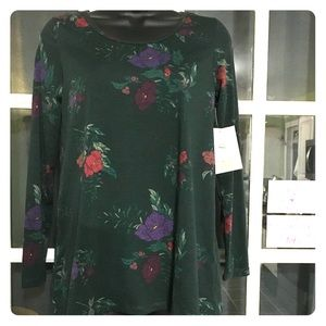 Xs Lynnae Long Sleeves Floral Size 2-6